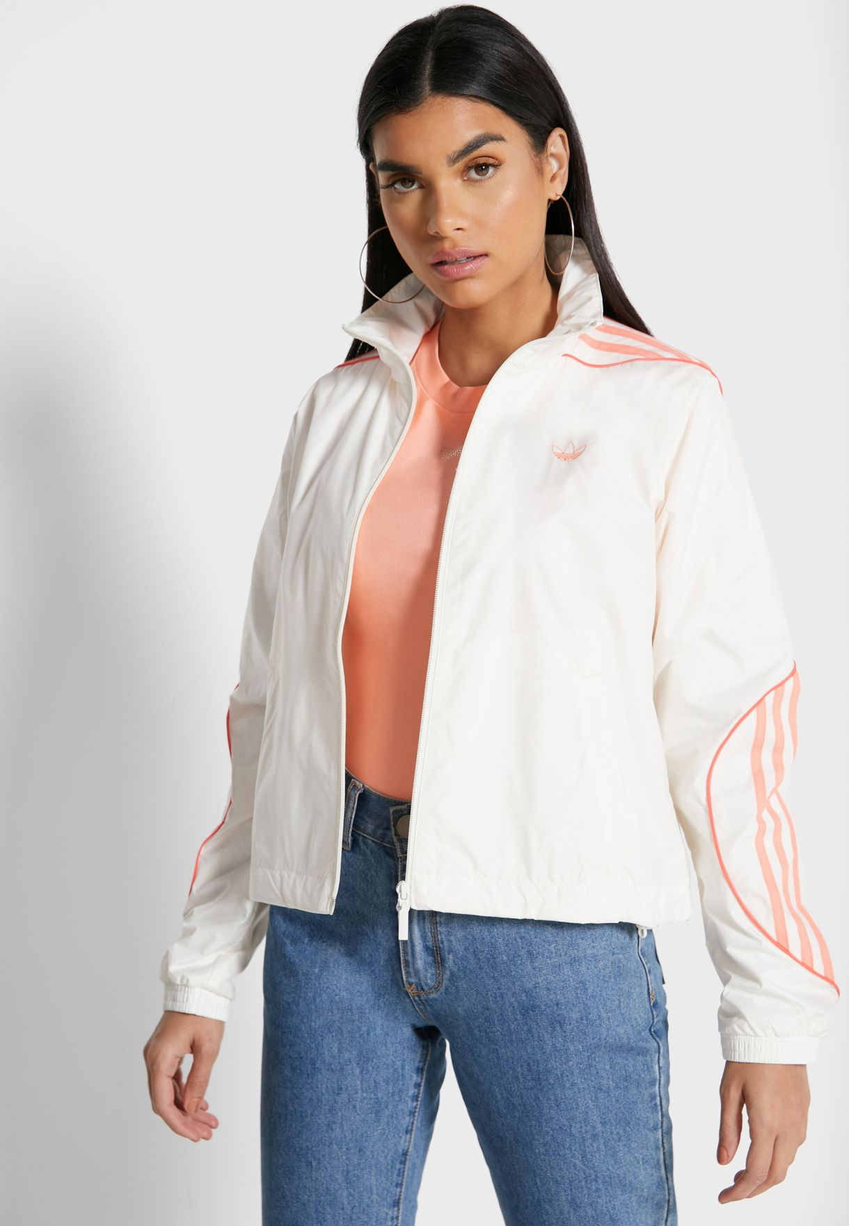 3 Stripe Track Jacket
