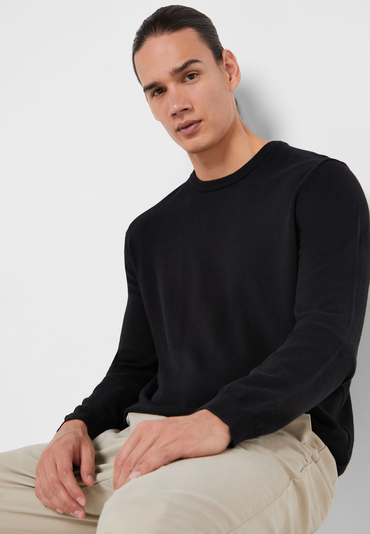 Alex Knitted Sweater