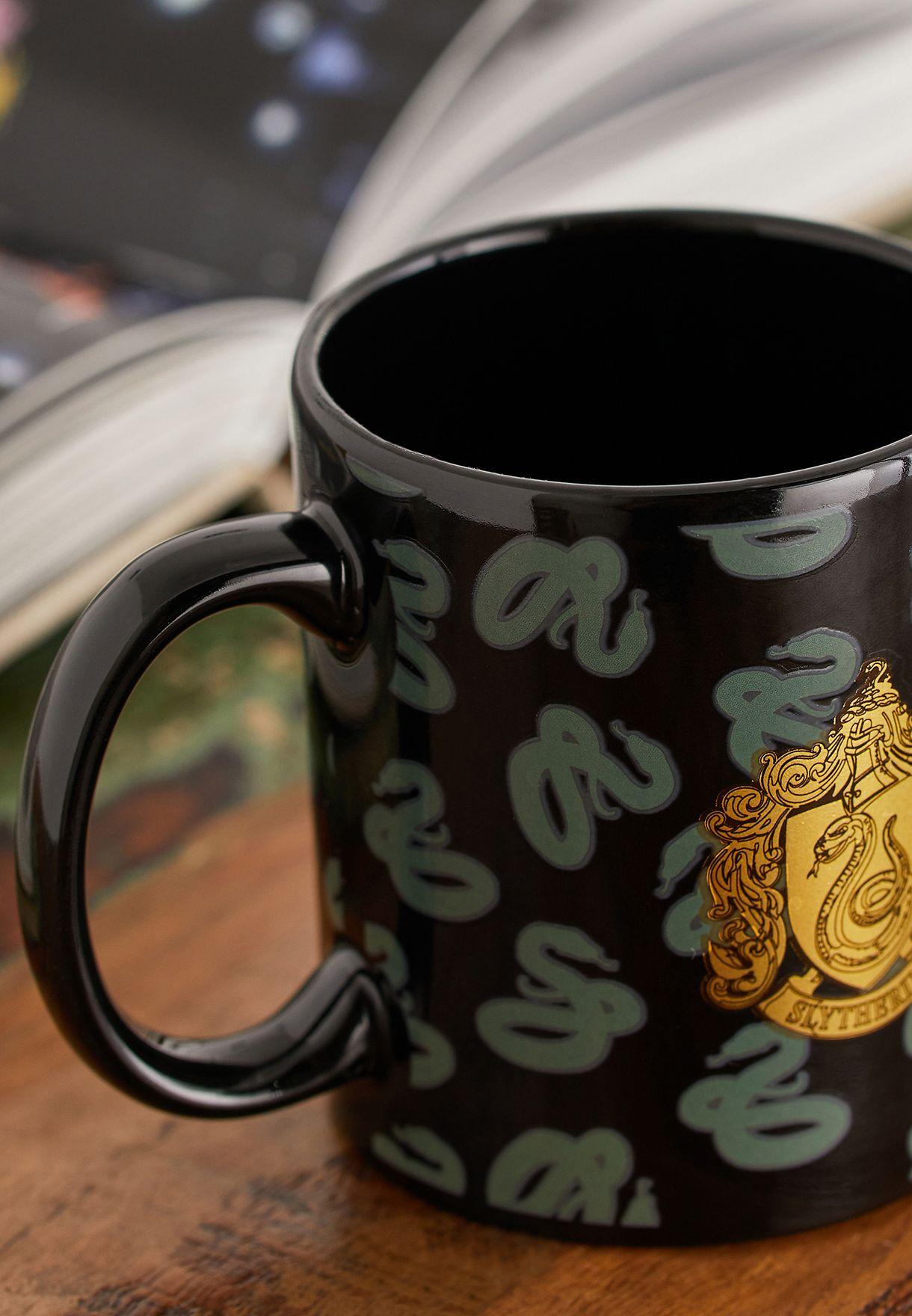 Harry Potter Hogwarts Slytherin House Heat change Mug