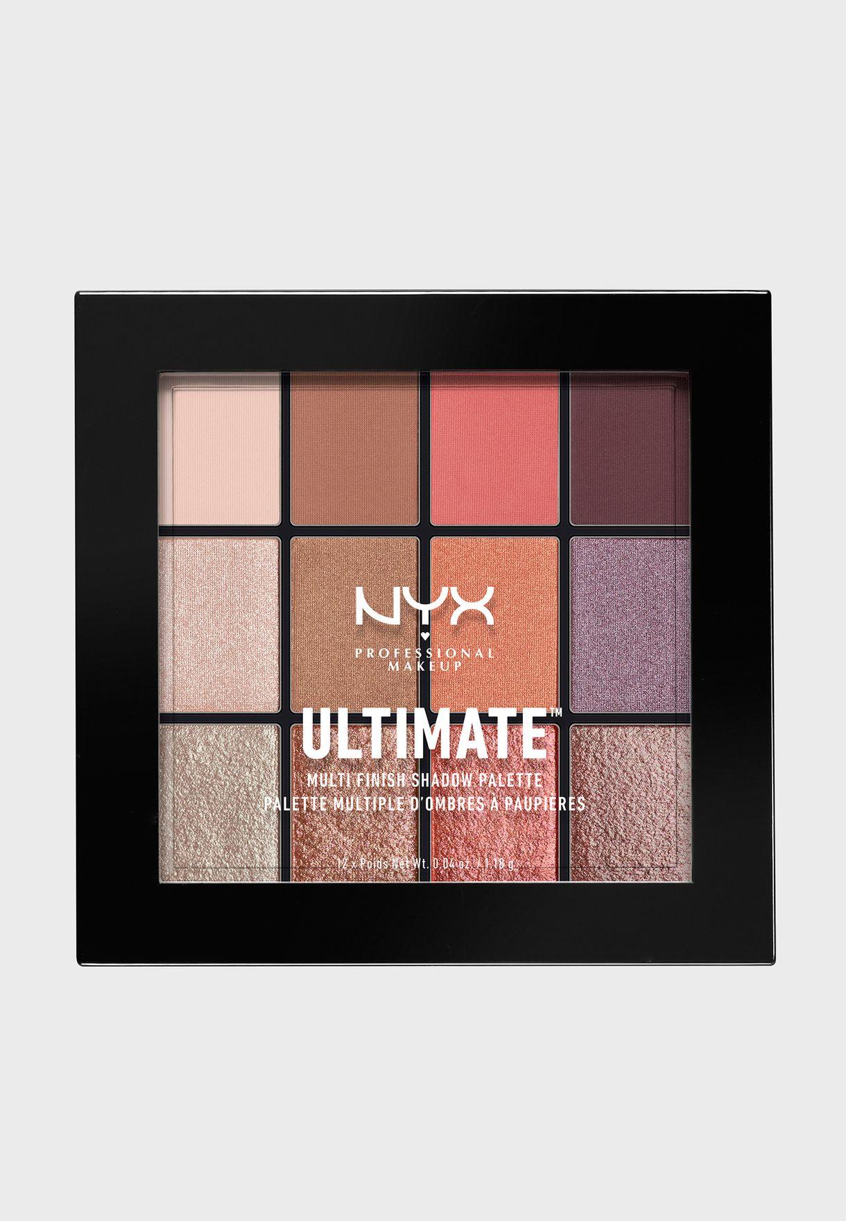 Ultimate Multi-Finish Shadow Palette - Sugar High