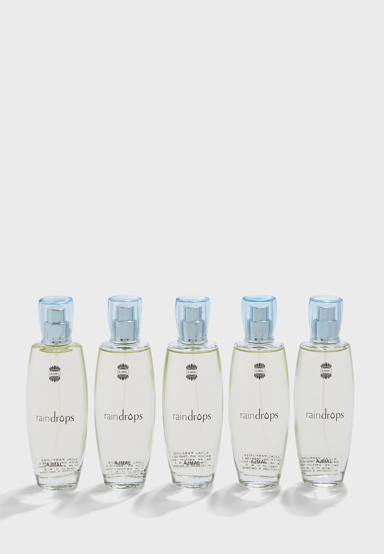 Raindrops 5 In 1 Pack 50 Ml