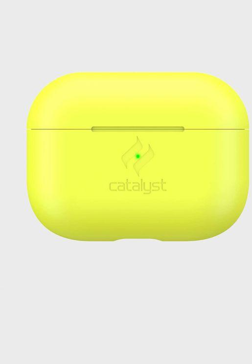 Catalyst -  Slim Case for AirPods Pro - Neon Yello