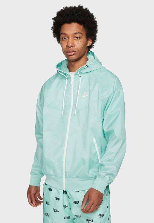Nsw Woven Windrunner Jacket