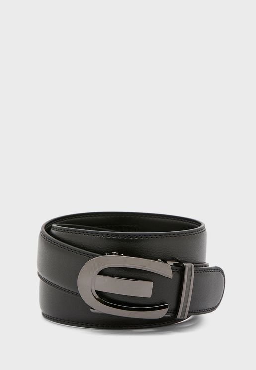 Formal Genuine Leather Belt
