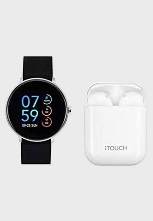 Essential Smart Watch With Earpods