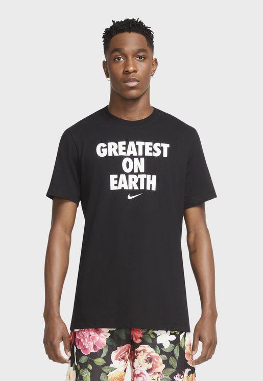 Dri-FIT Slogan T-Shirt