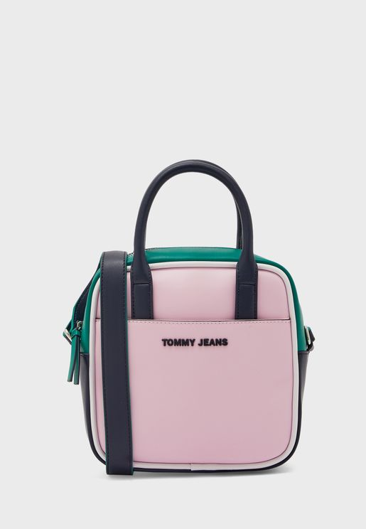 Femme Zip Through Crossbody