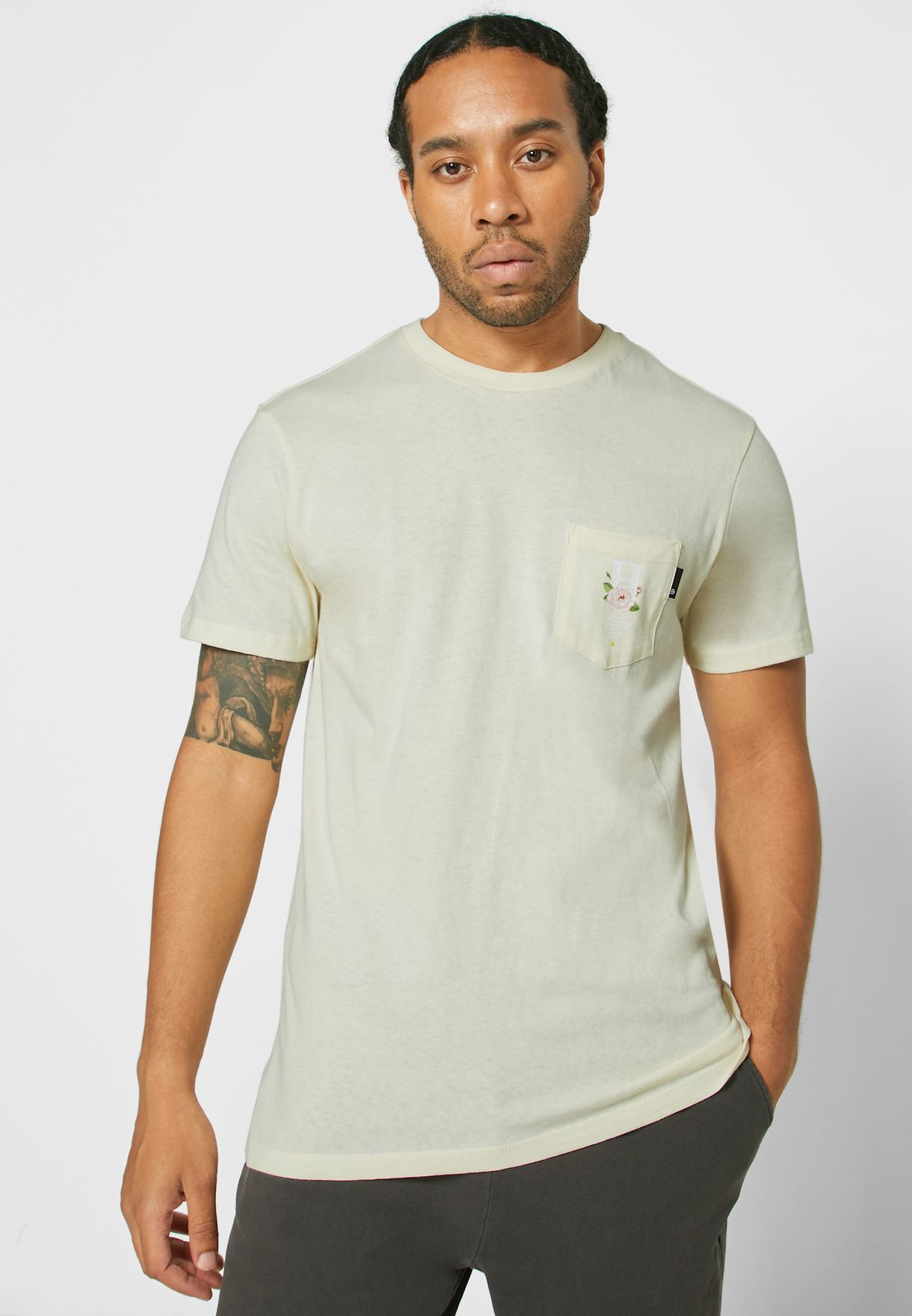 Central Park Pocket T-Shirt