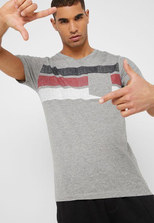 Unsiders Crew Neck T-Shirt