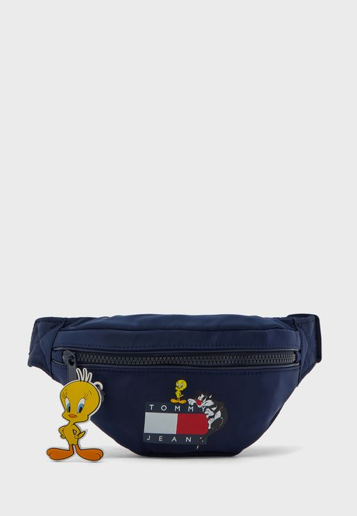Kids Looney Tunes Waist Bag