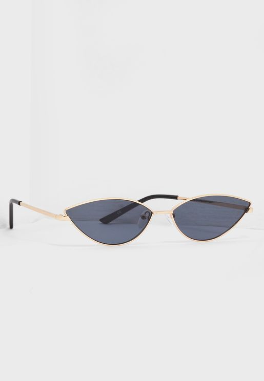 3b3dda369d1 Laralidda Cateye Sunglasses