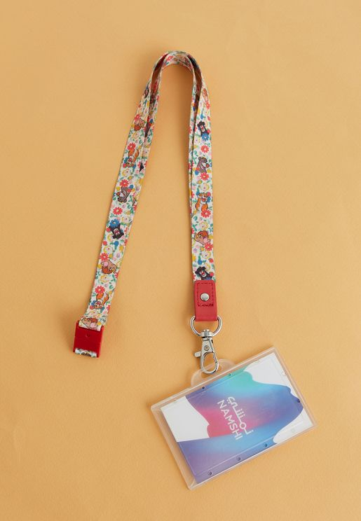 Jungle Book Lanyard