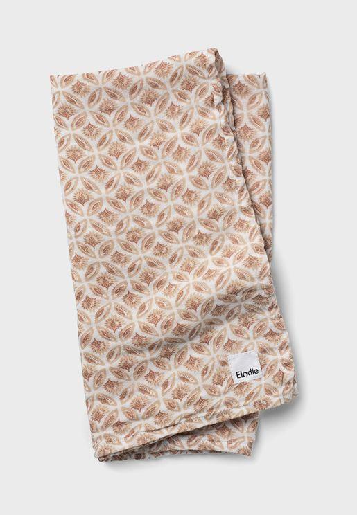 Sweet Date Bamboo Muslin Blanket