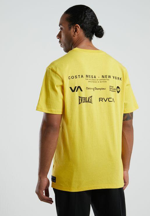 Everlast Patch T-Shirt