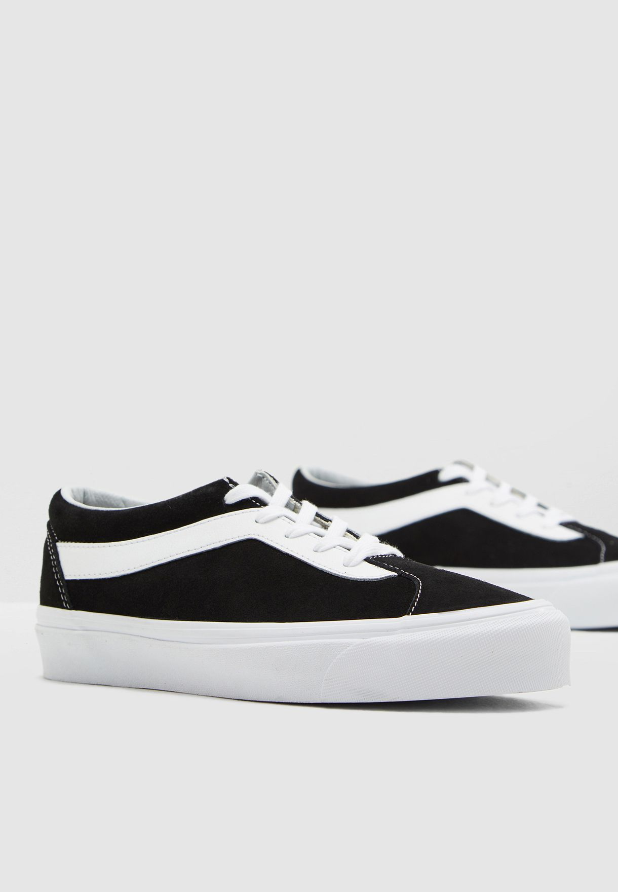 Shop Vans black Staple Bold Ni WLPOS7 for Women in Saudi - 88072SH84QOP a9e0552ad