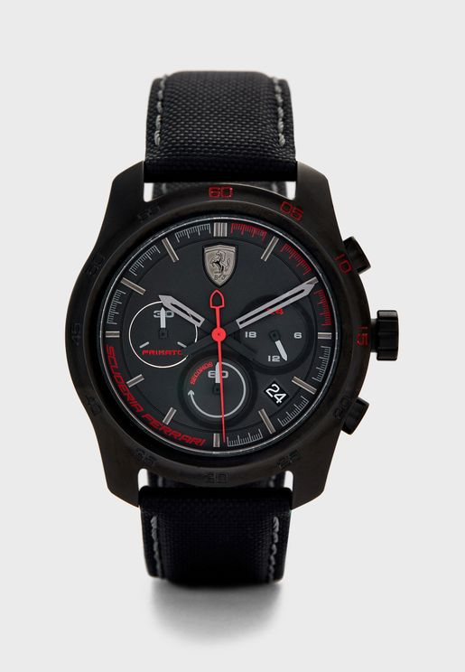 Primato Chronograph Analog Watch