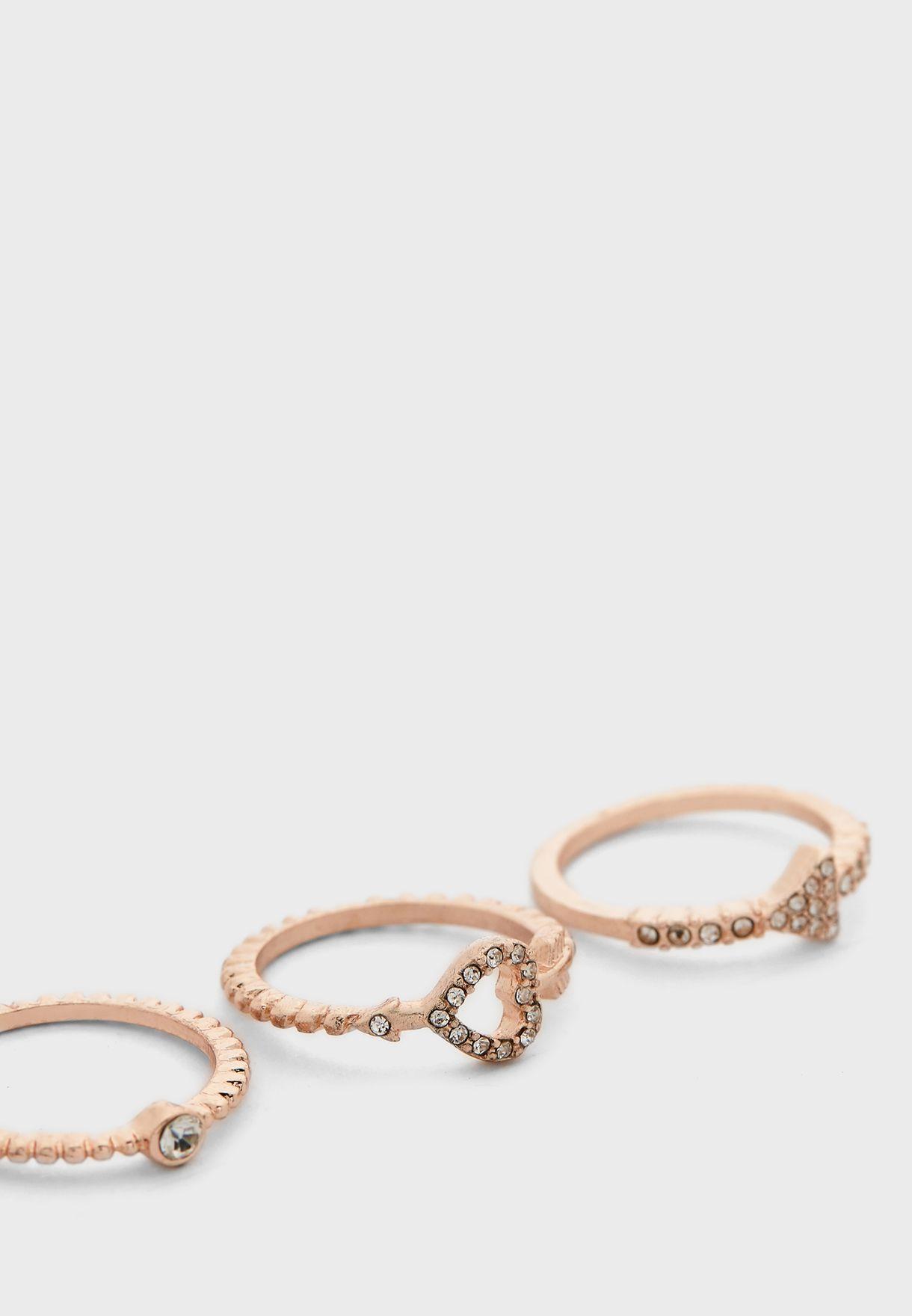 Multipack Algarvia Rings