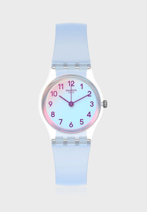 Solar Spectrum Analog Watch