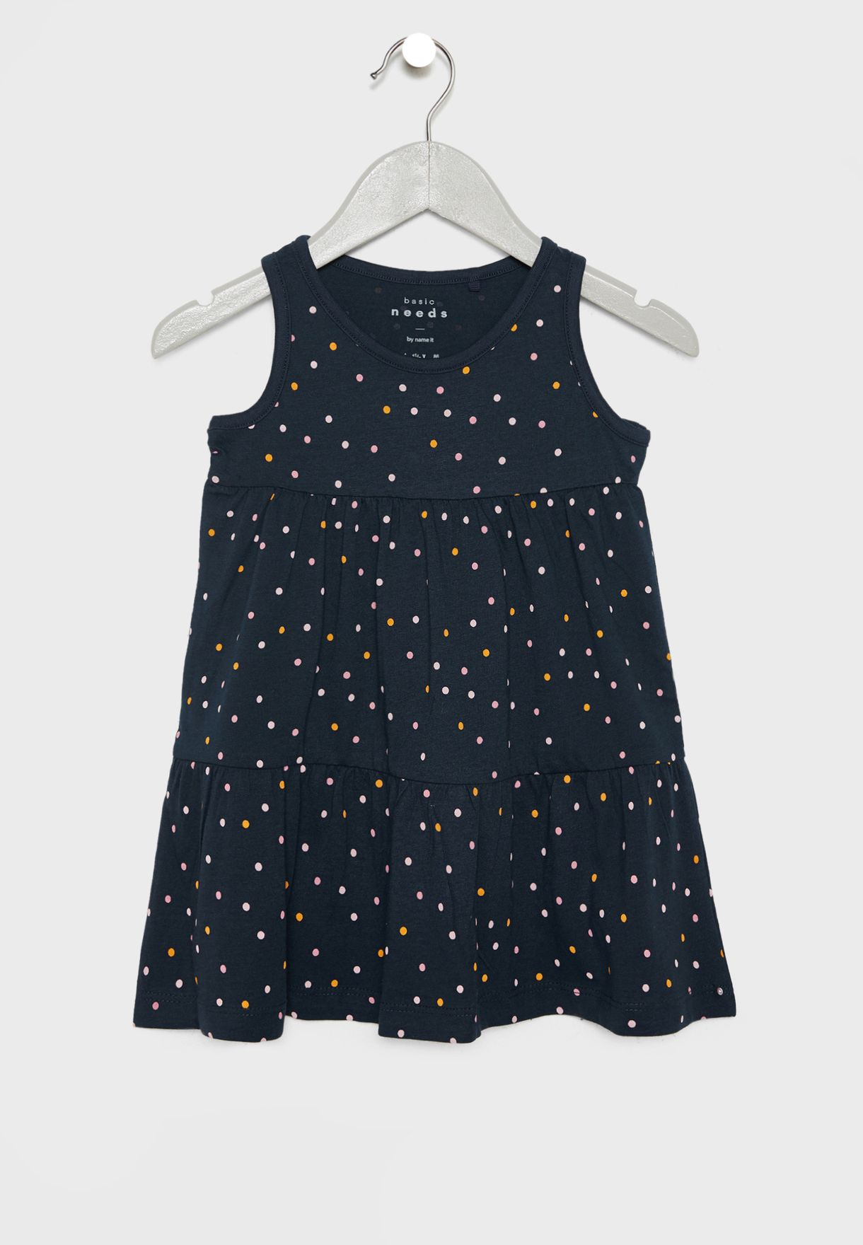 Kids Dotted Dress