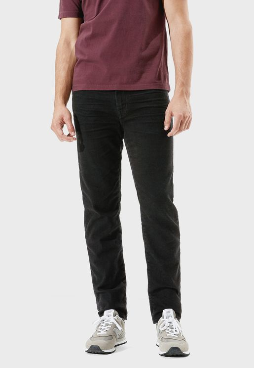 Rinse Straight Jeans