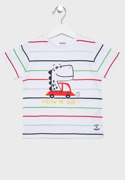 Infant Graphic T-Sirirt
