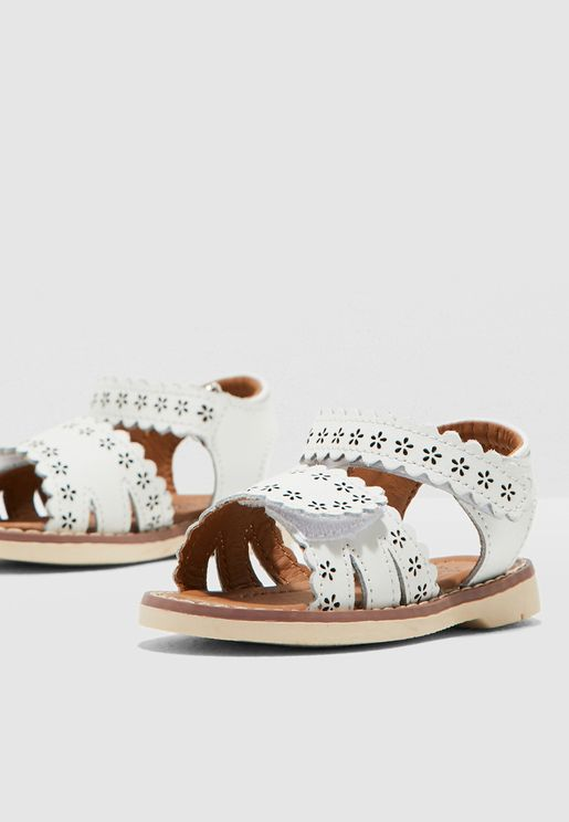 Kids Laser Cut Sandal