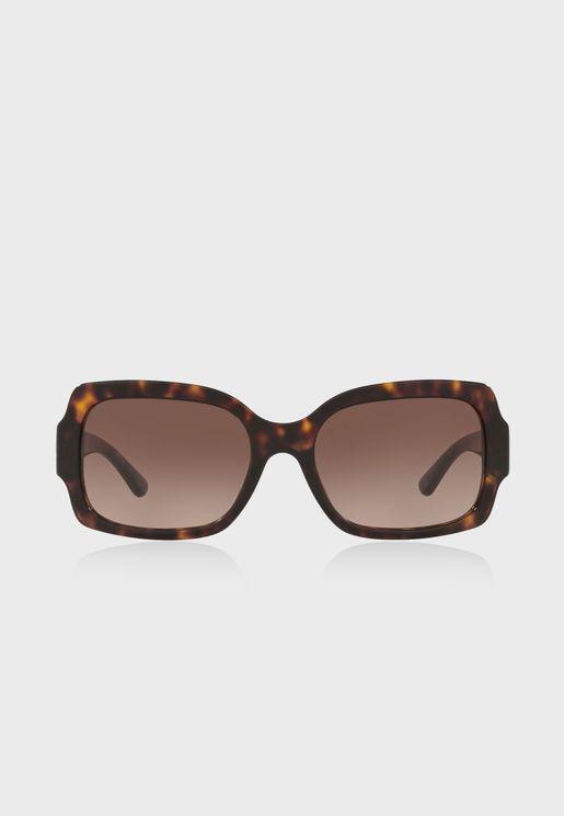 0TY7135 Oversized Sunglasses