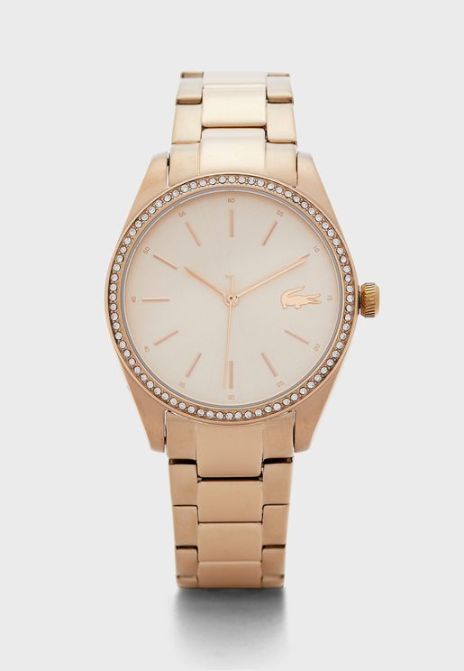 Parisienne Analog Watch