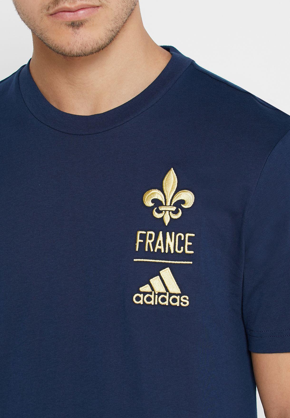 تيشيرت بتطريز  France