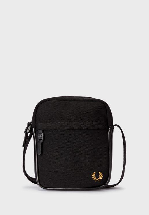 Pique Messenger Bag