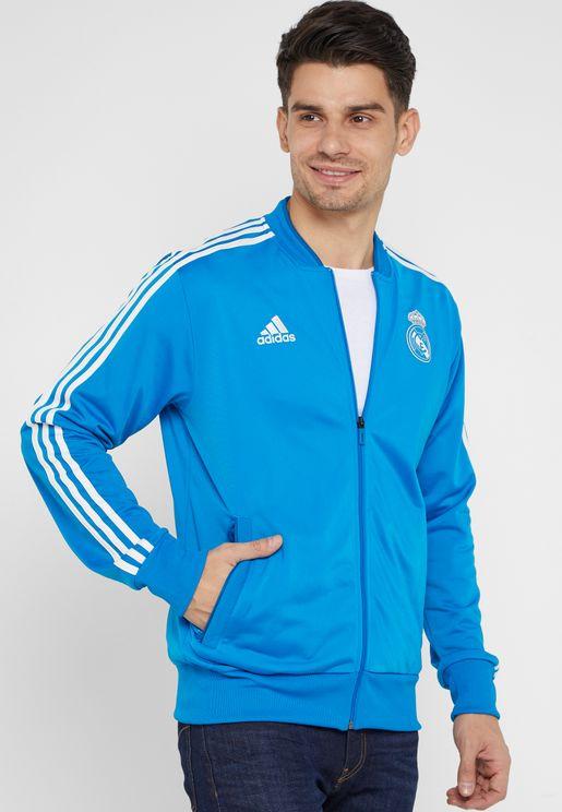 Real Madrid Jacket