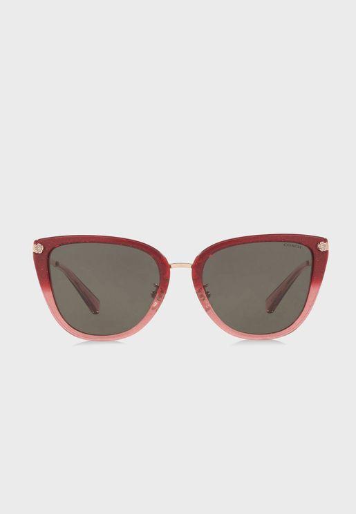 0HC8276 Shape Sunglasses