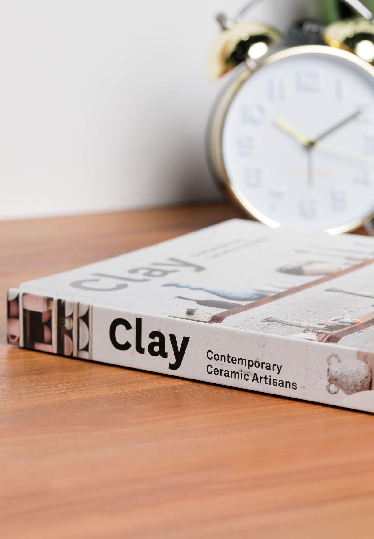 كتاب كلاي: كونتيمبوراري سيراميك ارتيشنز