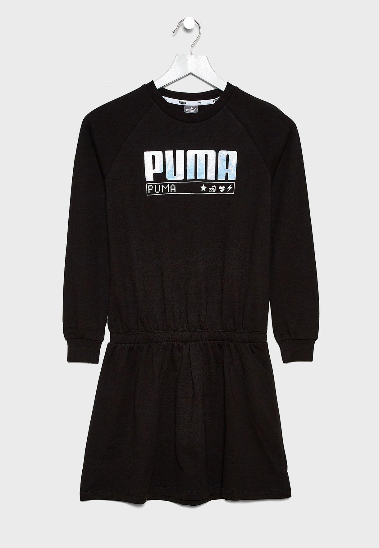 Kids Alpha Dress