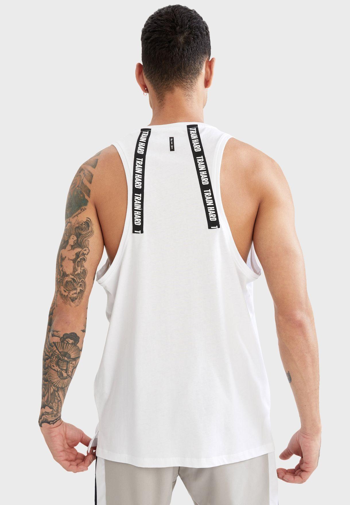 Train Hard Vest