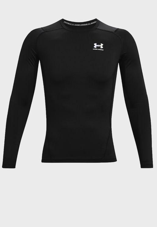 HeatGear Armour Compression T-Shirt