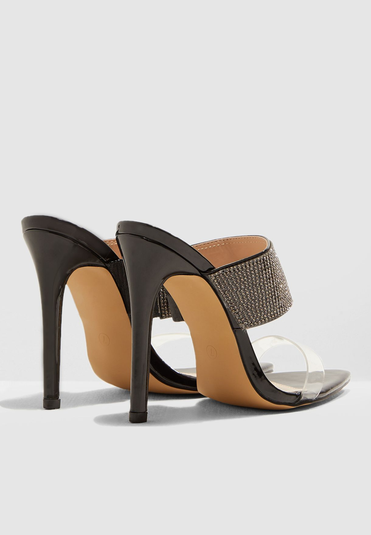 Galileo Pointed Sandal