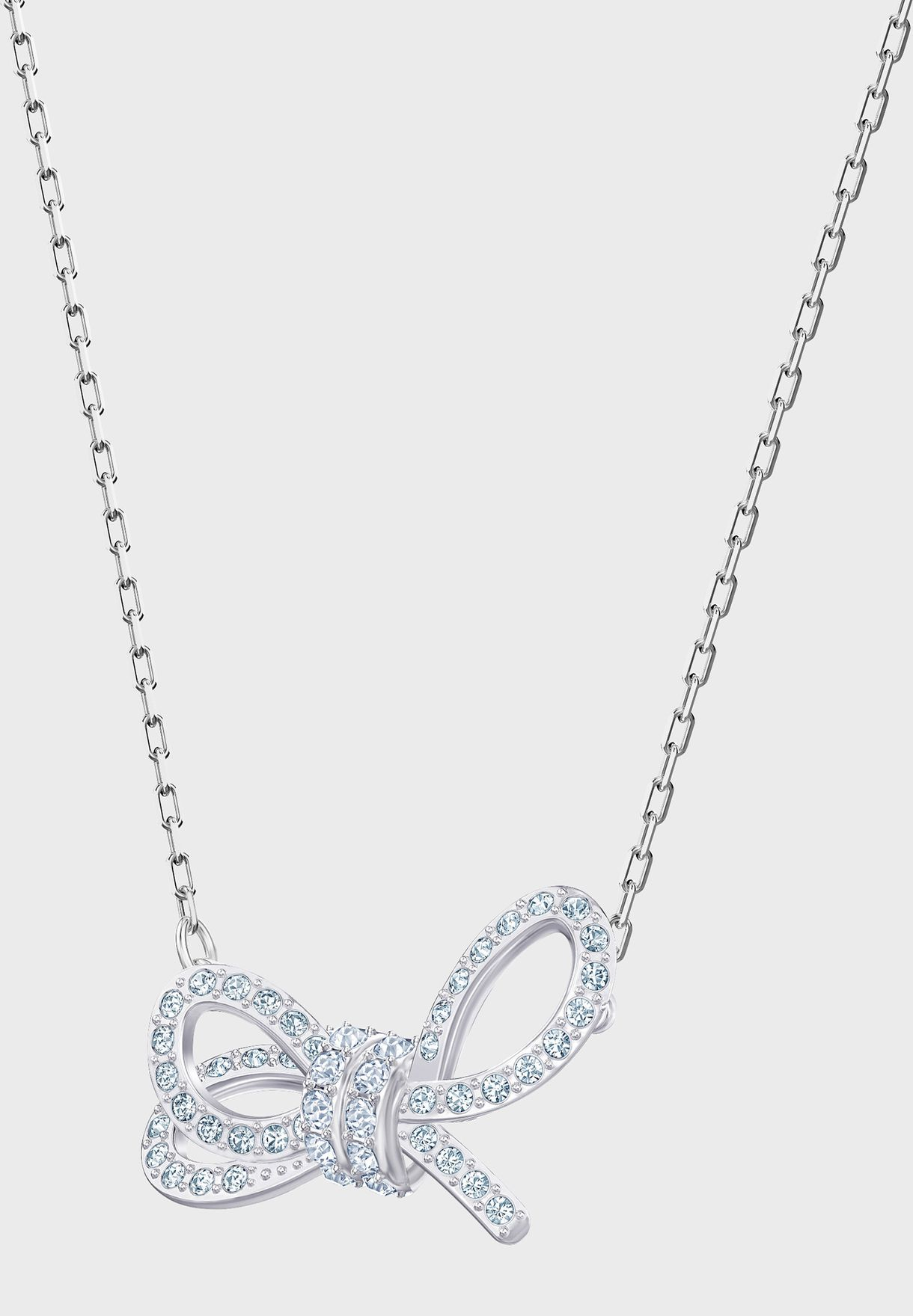 Lifelong Bow Necklace