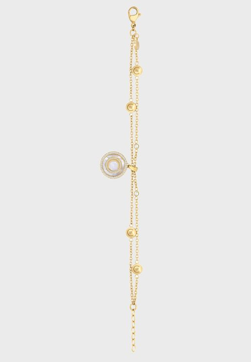 Swarovski Studded Bracelet