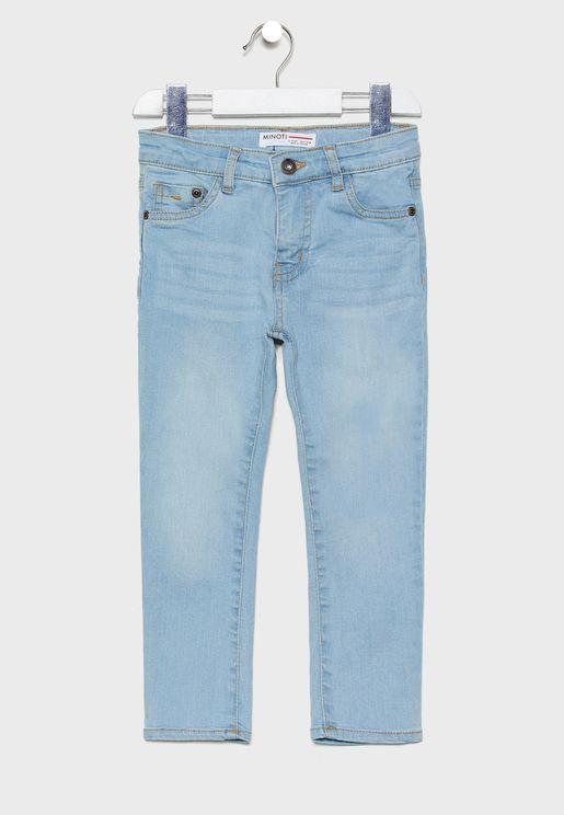 Little Light Wash Jeans