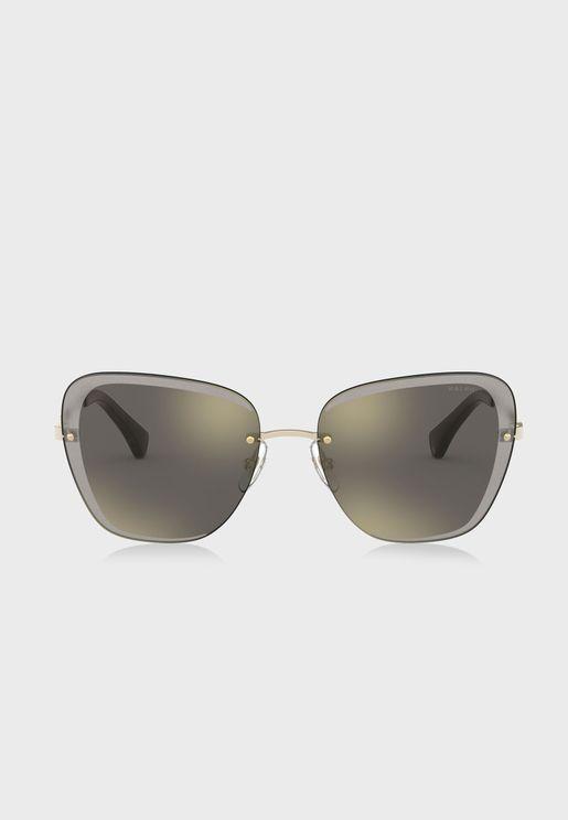 نظارة شمسية عصرية 0Ra4129