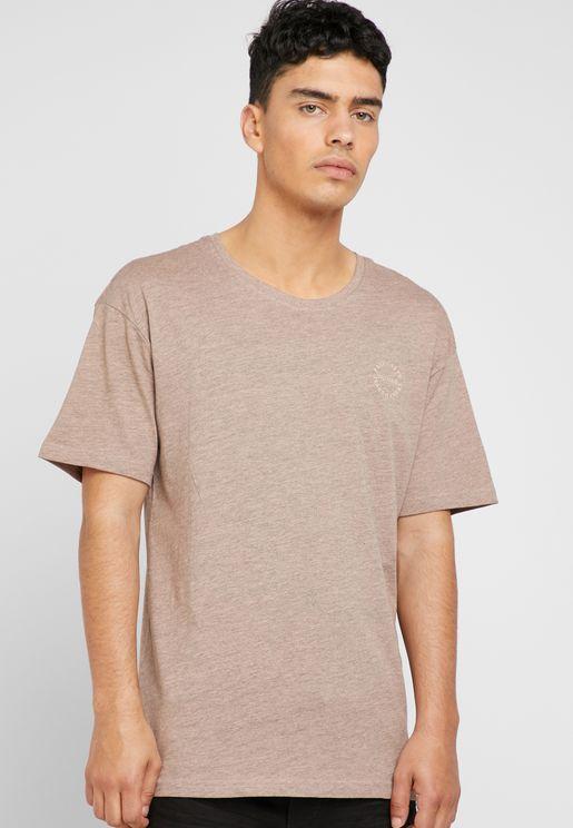 Phil Drop Shoulder T-Shirt