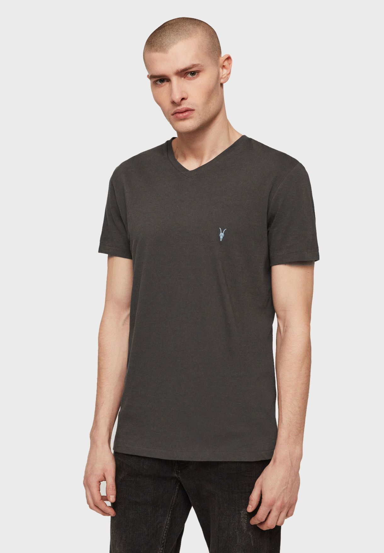 Cooper Slim Fit Crew Neck T-Shirt