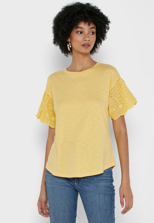 Dawan Puff Sleeve Top