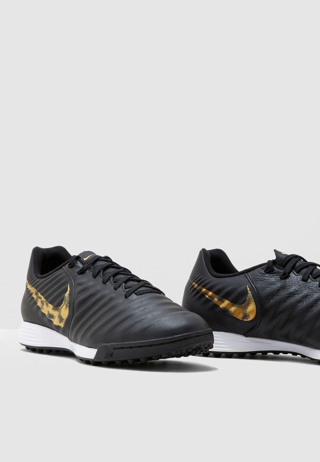 72407e4de0b6 Shop Nike black Legend 7 Academy TF AH7243-077 for Men in Oman ...