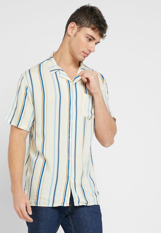 Festival Striped Shirt