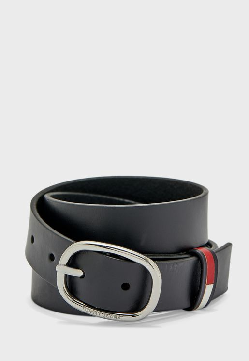 Casual Oval Belt