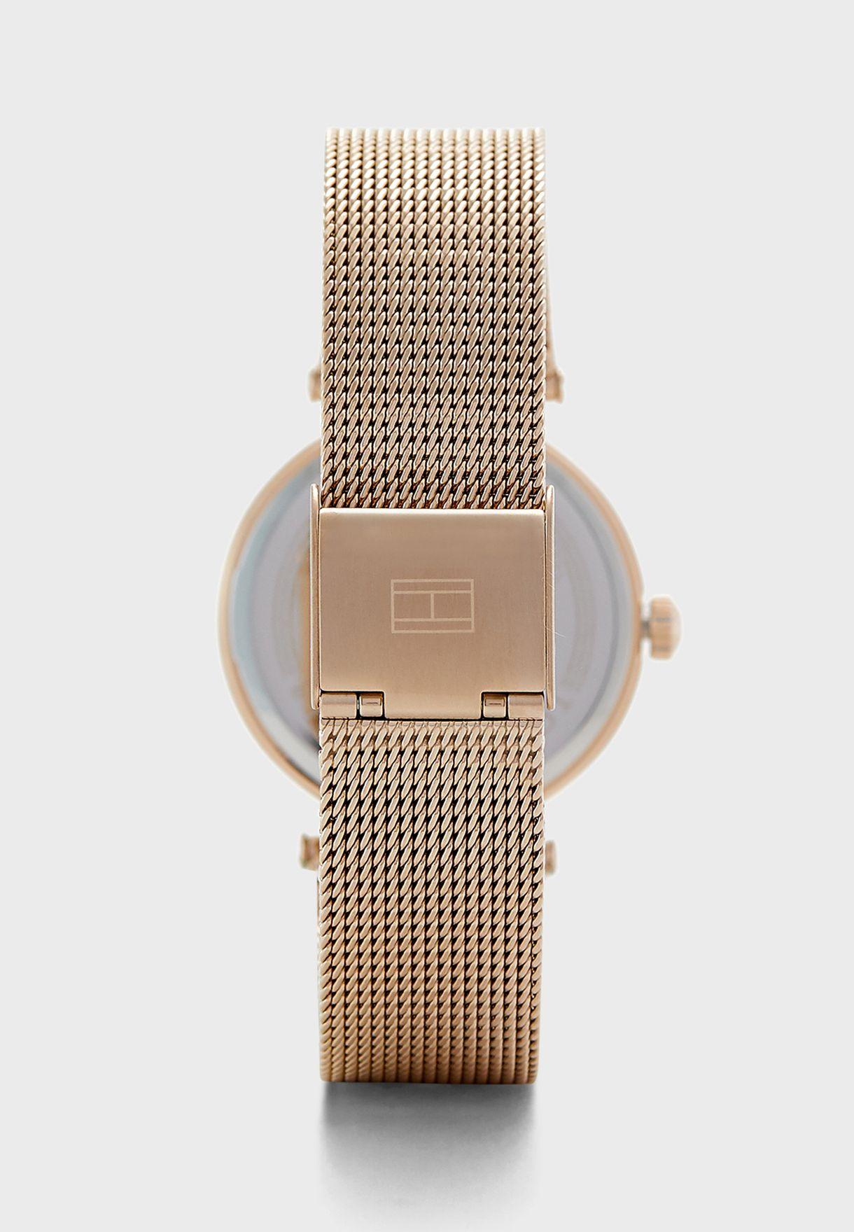 1782238 Mesh Strap Analog Watch