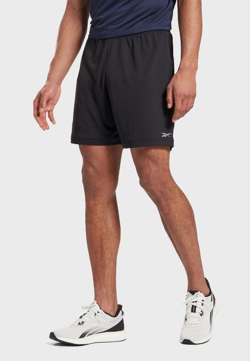 "7"" Run Essential Basic Shorts"