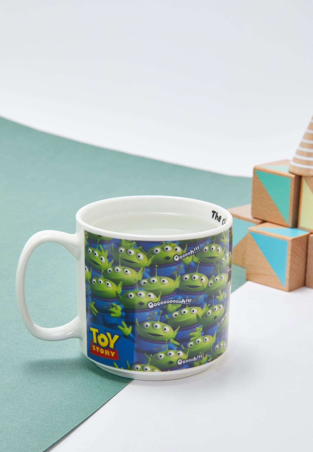 Toy Story Alien Heat Change Mug